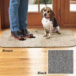 Dirt Trapper Rug- 30x50 Black